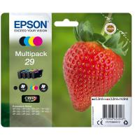 Multipack cartouche d'encre Epson Fraise 4 Couleurs