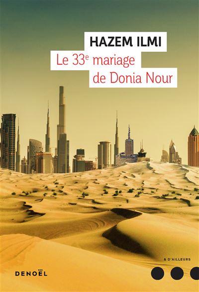 """Résultat de recherche d'images pour """"LE 33e MARIAGE DE DONIA NOUR"""""""