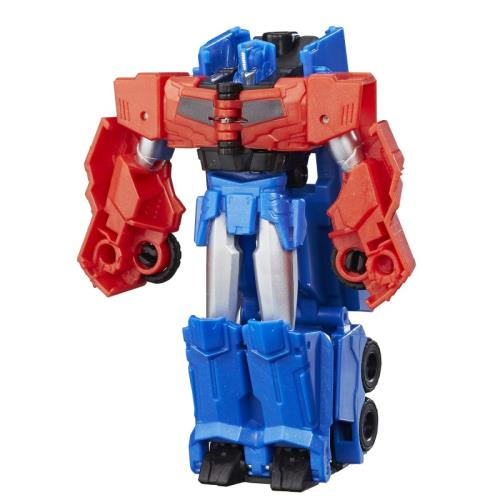 Figurine One-Step Changer Transformers Robots in Disguise Optimus Prime