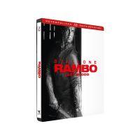 Rambo : Last Blood Steelbook Edition Limitée Blu-ray