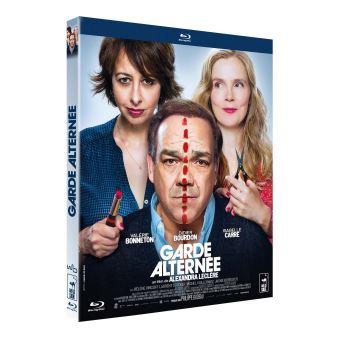 Garde alternée Blu-ray