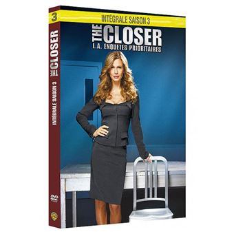 The CloserThe Closer Saison 3 DVD