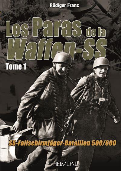 Les paras de la Waffen-SS