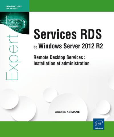 Services RDS de Windows Server 2012 R2