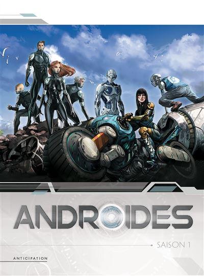 Androides - Coffret T01 à