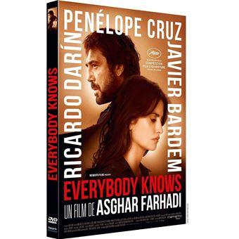 Everybody Knows DVD