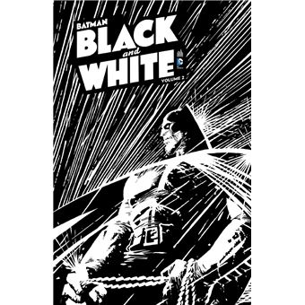 BatmanBatman black and white