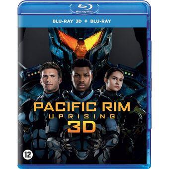 Pacific rim 2: Uprising-BIL-BLURAY 3D