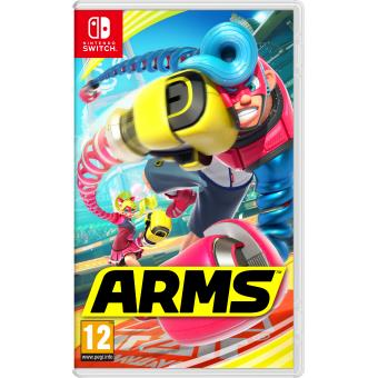Arms FR Nintendo Switch