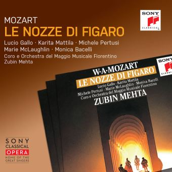 NOCES DE FIGARO/3CD