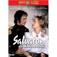 Salvator et les Mohicans de Paris DVD