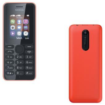Téléphone GSM NOKIA 108 ROUGE