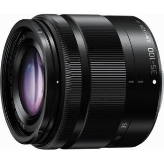 Objectif hybride Zoom Panasonic 35-100 mm f/4.0-5.6 ASPH OIS Noir