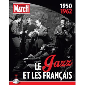 paris match jazz cd album achat prix fnac. Black Bedroom Furniture Sets. Home Design Ideas