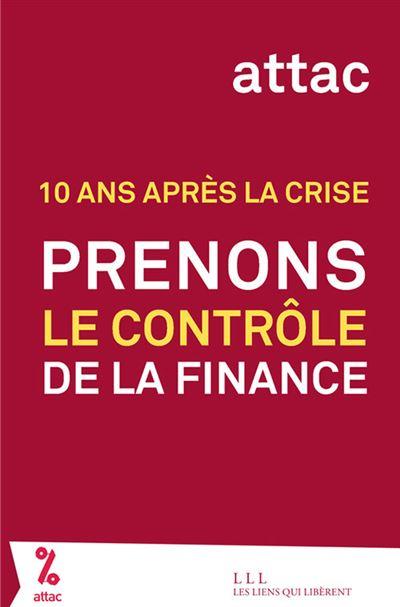 Prenons le contrôle de la finance
