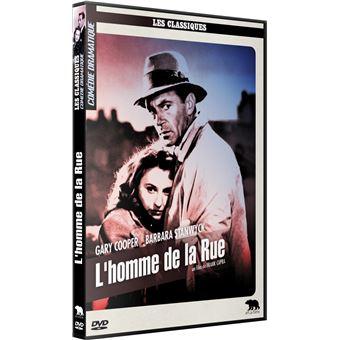 L'homme de la rue DVD