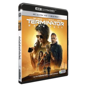 TerminatorTerminator : Dark Fate Blu-ray 4K Ultra HD