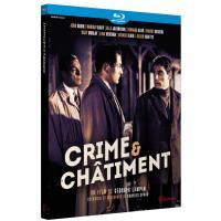 Crime et châtiment Blu-ray