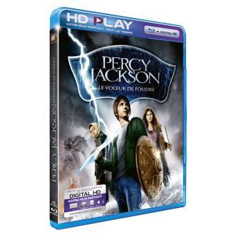 Percy JacksonPercy Jackson Le voleur de foudre  VIP Blu-ray