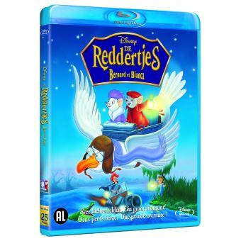 Disney ClassicsDe Reddertjes-BIL-BLURAY