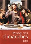 Missel des dimanches 2019 - Nouvelle traduction lithurgique