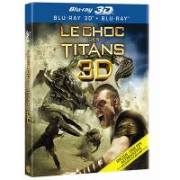 Le Choc des Titans - Blu-Ray - REAL 3D Active