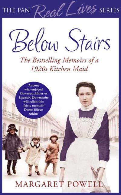 Below Stairs Maria Powell
