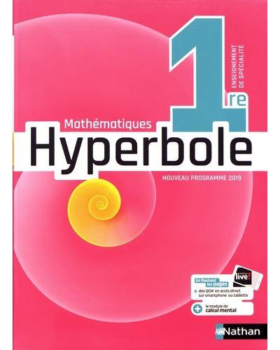 Hyperbole 1re - Manuel - 2019