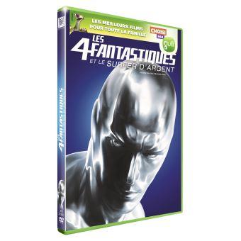 Les 4 fantastiquesLes 4 fantastiques et le Surfer d'Argent Sélection Gulli DVD