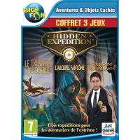 Hidden Expedition Triple Pack 4 + 5 + 7 PC