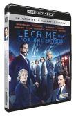Le Crime de l'Orient-Express Blu-ray 4K