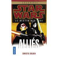 Star Wars - numéro 121 Le destin des jedi - tome 5 Alliés