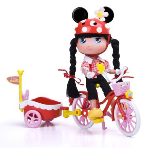 Le vélo I Love Minnie