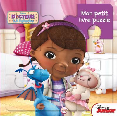 Docteur La Peluche -  : Doc la Peluche, MON PETIT LIVRE PUZZLE