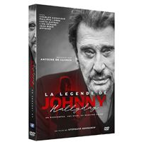 La Légende de Johnny Hallyday DVD