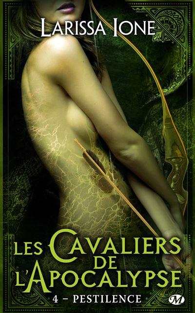 Les Cavaliers de l'Apocalypse, T4 : Pestilence