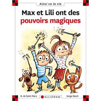 Max et LiliMax et Lili ont des pouvoirs magiques