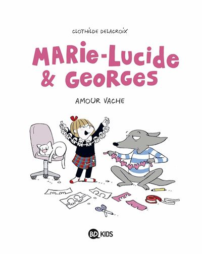 Marie-Lucide et Georges