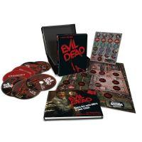 Coffret Evil Dead 1, 2 et 3 Edition Ultime Numérotée Limitée Blu-ray