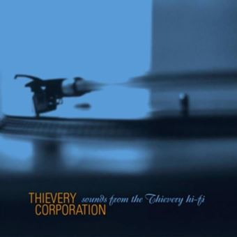 Sounds from the thievery hi fi