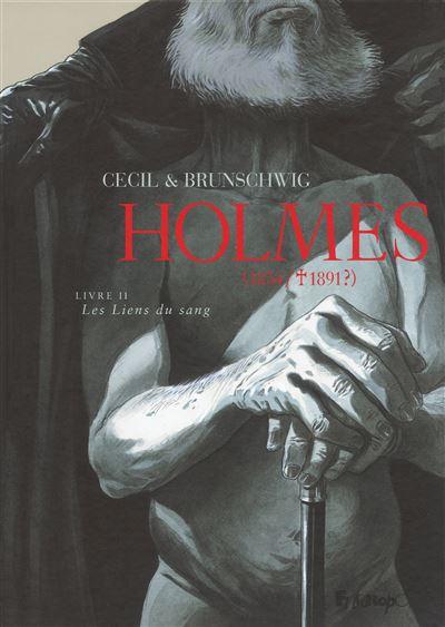 Holmes (Tome 2-Les Liens du sang)