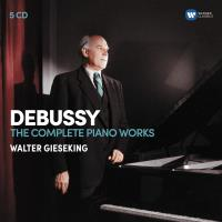 Debussy : The Complete Piano Works Coffret