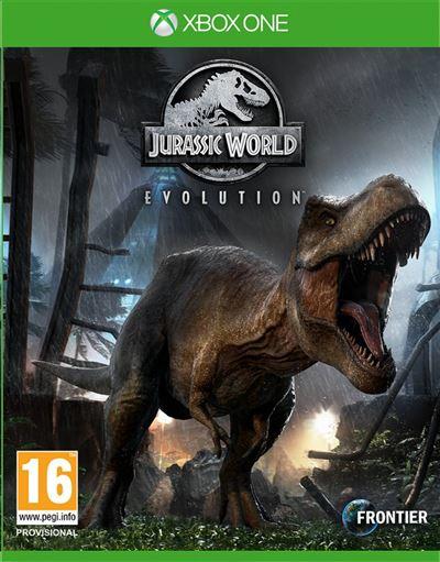 JURASSIC WORLD EVOLUTION MIX XONE