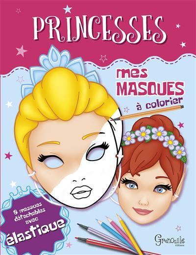Mes masques de princesses