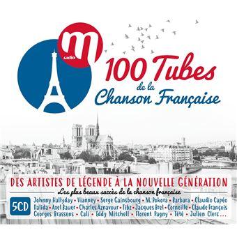 M Radio 100 tubes de la chanson française
