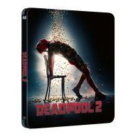 Deadpool 2 Steelbook Edition Limitée Blu-ray
