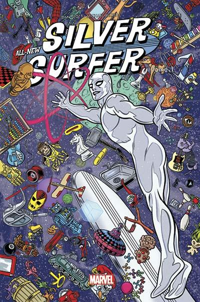 Silver Surfer All-new All-different