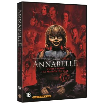 AnnabelleAnnabelle : La Maison du Mal DVD