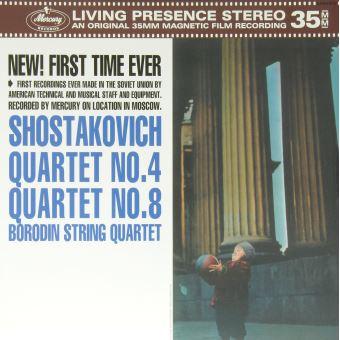 Quartet No. 4 and Quartet No. 8