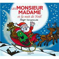 Les Monsieur Madame et la nuit de Noël